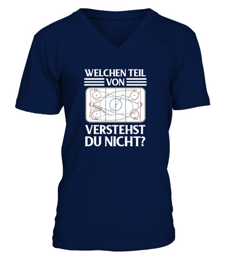 Eishockey Lustiges T-Shirt Frech Legendär T-Shirt | Teezily