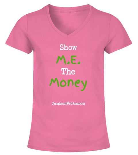 Support Jamison Hill and ME/CFS Awareness  T-shirt | Teezily