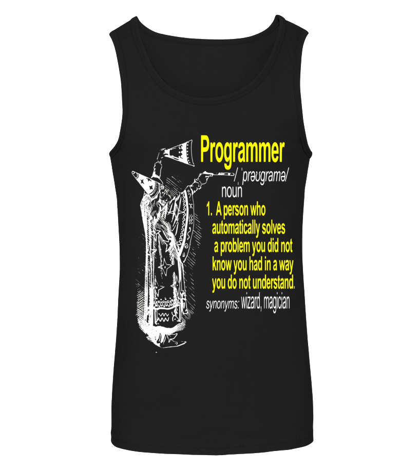9df49bc4 Funny Programmer Meaning T-Shirt - Programmer Noun Defintion ...