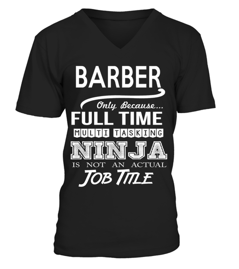 BARBER T-shirt | Teezily