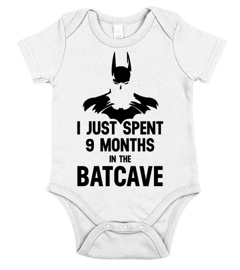 d9bc4a271 I Just Spent 9 months in Batcave - Baby Onesies | Teezily