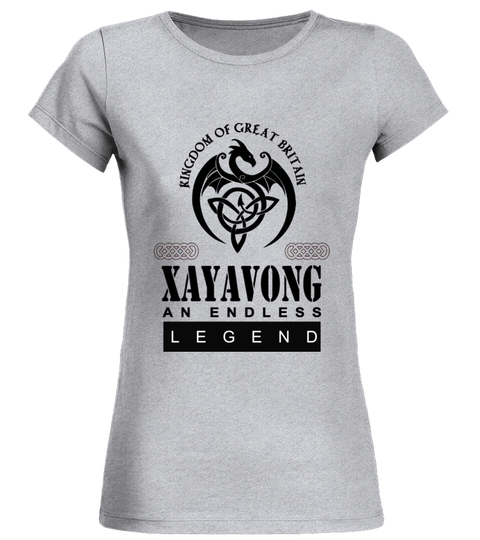 Camiseta THE LEGEND OF THE ' XAYAVONG ' | Teezily
