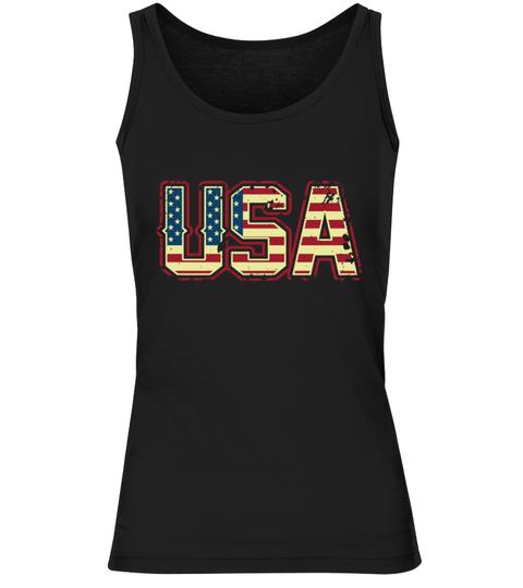 Regata USA American Flag T-shirt | Teezily