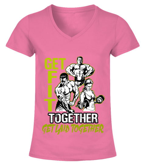 T-Shirt Get Fit Together | Teezily