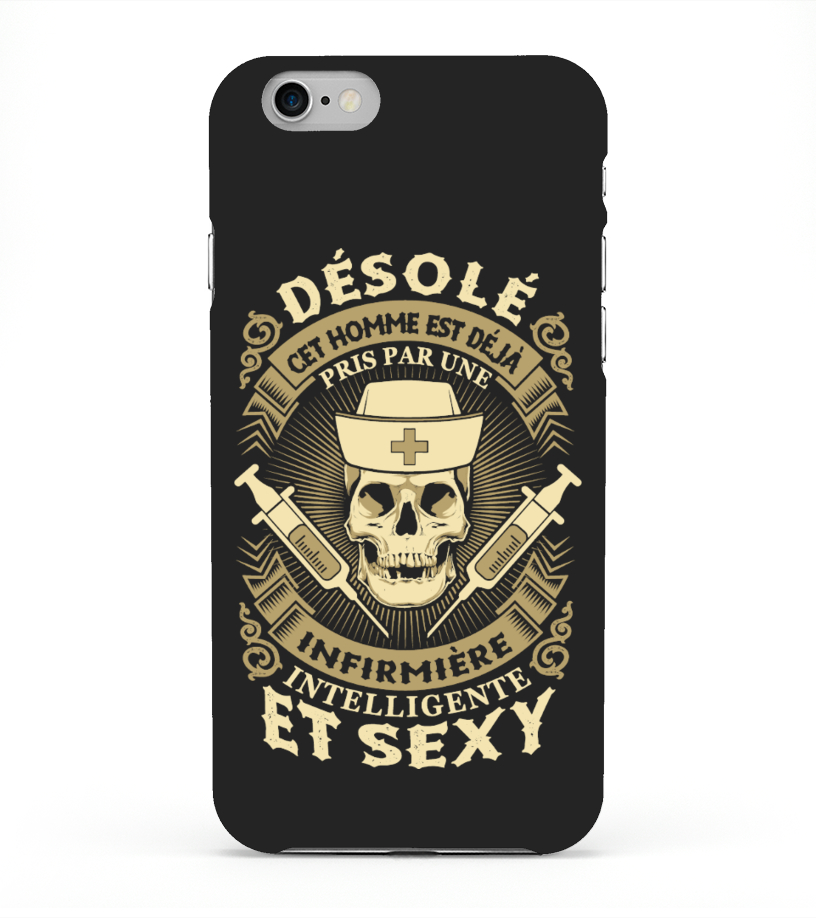 coque infirmiere iphone 6