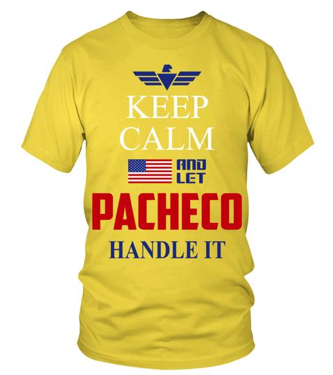 T-Shirt PACHECO | Teezily