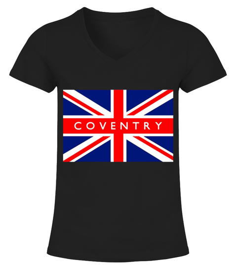 Camiseta Coventry Uk Flag T-shirt | Teezily