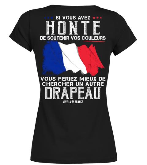 T-shirt Si vos avez honte de soutenir vos... | Teezily