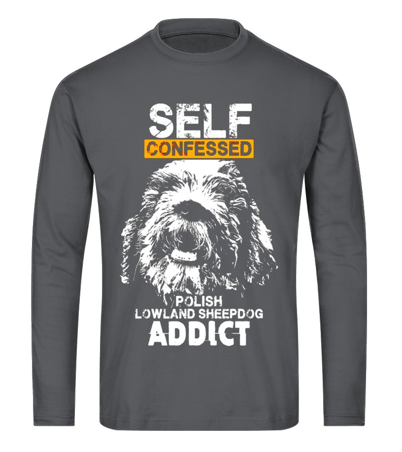 094a2ee8 Funny Polish Lowland Sheepdog Addicts Shirt - T-shirt | Teezily