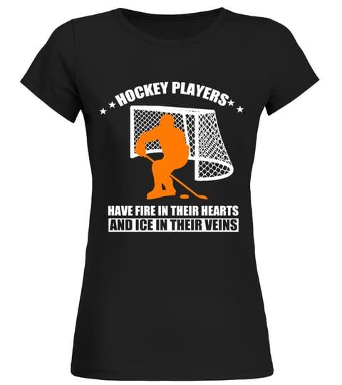 HOCKEY PLAYER T Shirt T-shirt   Teezily