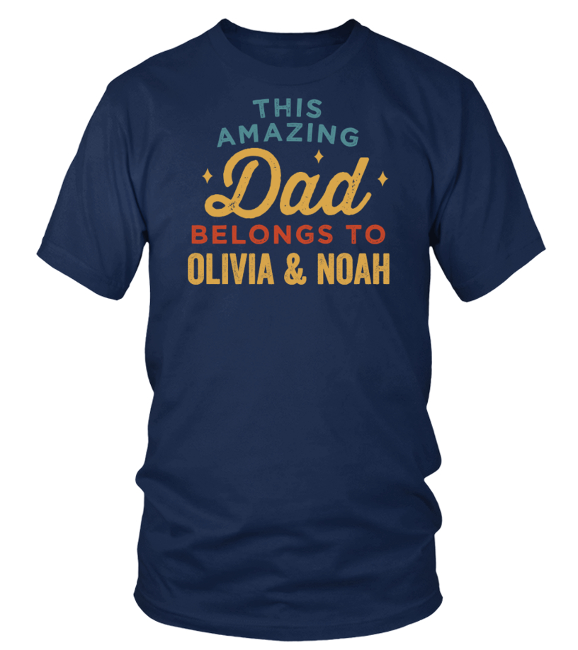 8808a8ad THIS AMAZING DAD - T-shirt | Teezily