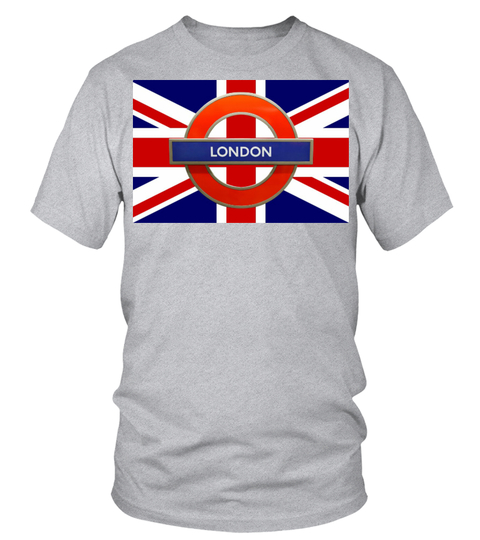 T-Shirt London Underground | Teezily