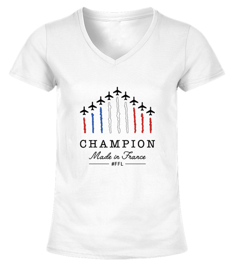 T-shirt Champion Made In France FFL | Teezily