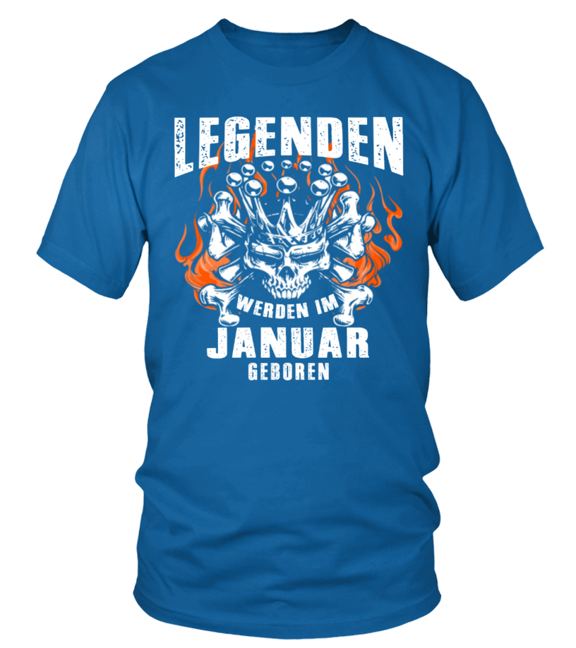 Legenden Werden Im Januar Geboren