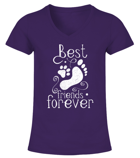 Best friends forever T-shirt | Teezily