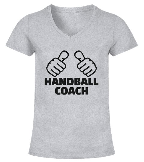 HANDBALL COACH T-shirt | Teezily