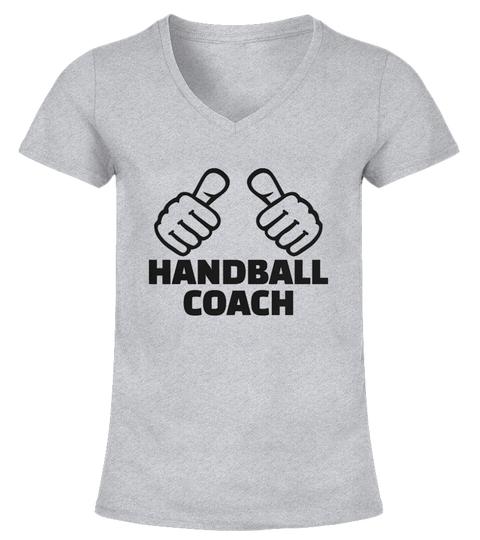 T-Shirt HANDBALL COACH | Teezily