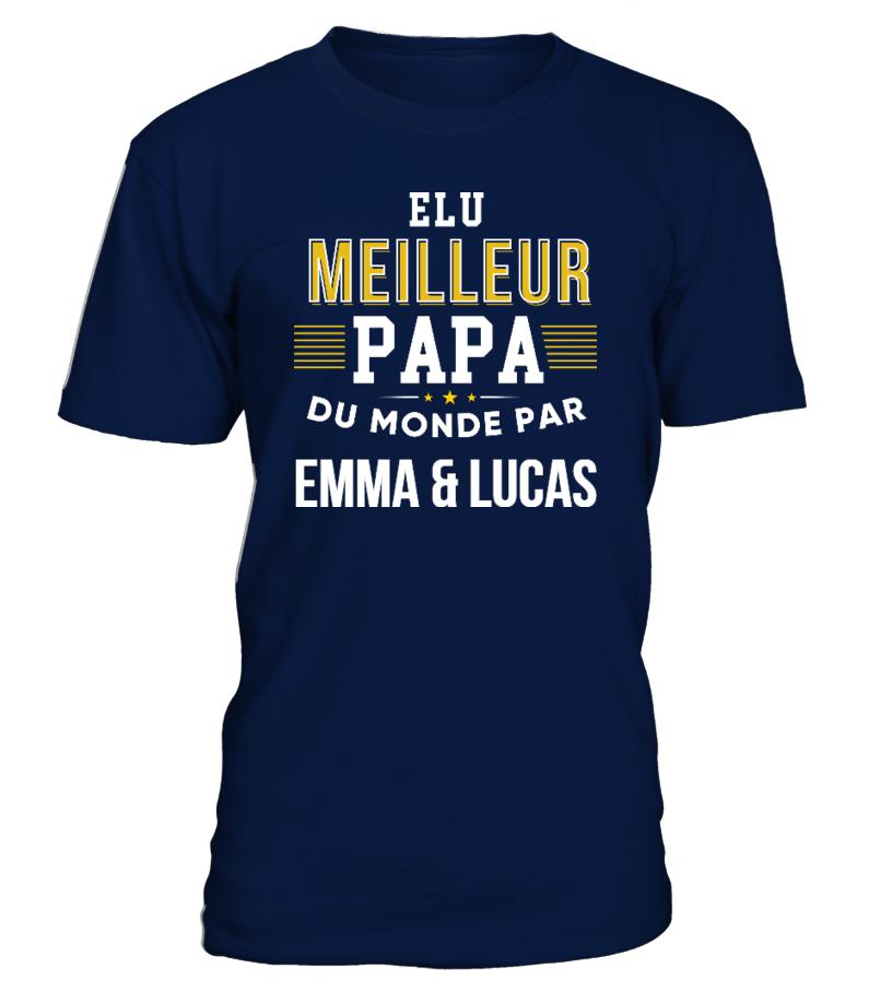 T-shirt - Elu Meilleur Papa