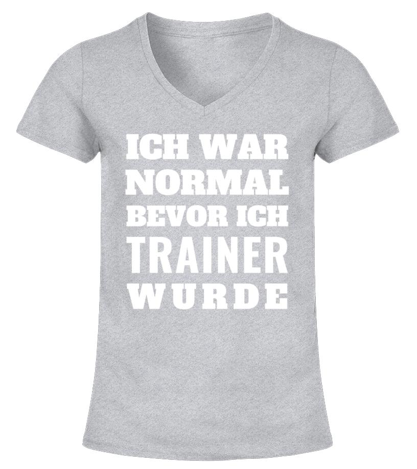 Fussball Trainer Shirt Limitiert