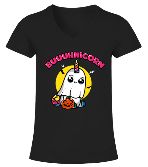 Limitierte Edition Unicorn Halloween T-Shirt | Teezily