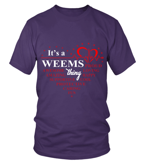 Camiseta WEEMS | Teezily