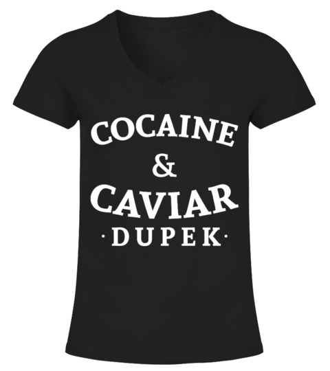 S Polen Cocaine & Caviar T-Shirt | Teezily