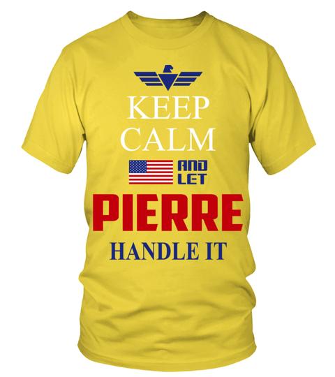 PIERRE T-shirt | Teezily