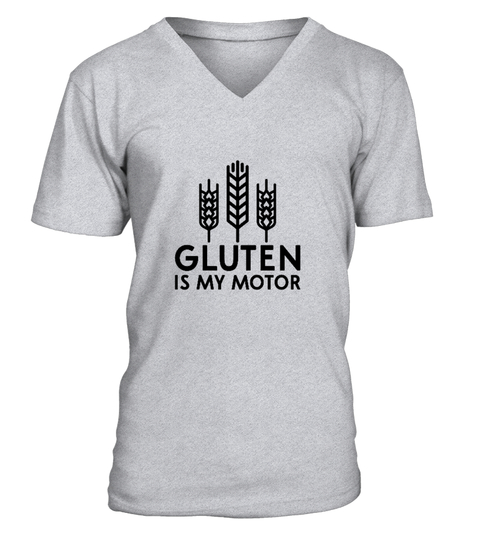 Gluten is my motor II T-Shirt | Teezily