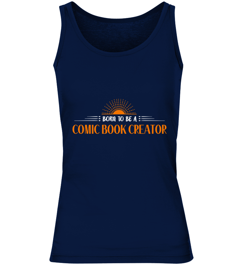 Comic book creator T-shirt - T-shirt | Teezily