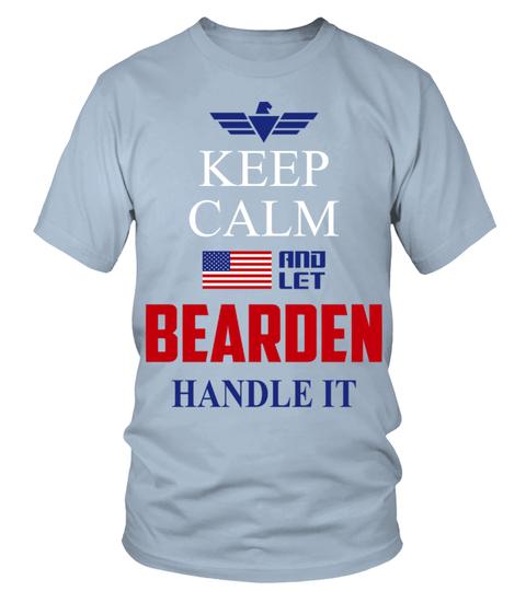 Camiseta BEARDEN | Teezily