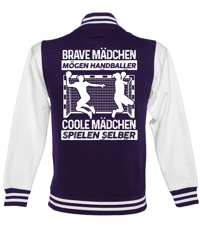Handball Coole Madchen Spielen Selber Geschenk Halskette Teezily