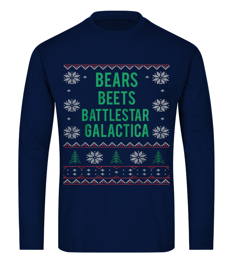 Bears Beets Battlestar Galactica Sweaters Sweatshirt Teezily