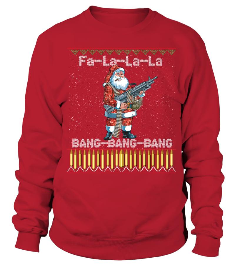 Top GUN Ugly Christmas Sweater