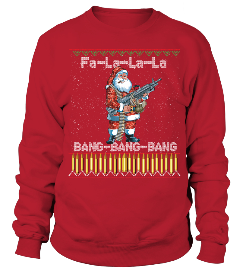 Top Gun Ugly Christmas Sweater Sweatshirt Teezily
