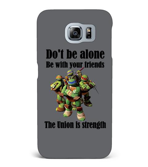 Sayed-Ali-The Ninja Turtles phone Samsung Galaxy S6 Case | Teezily