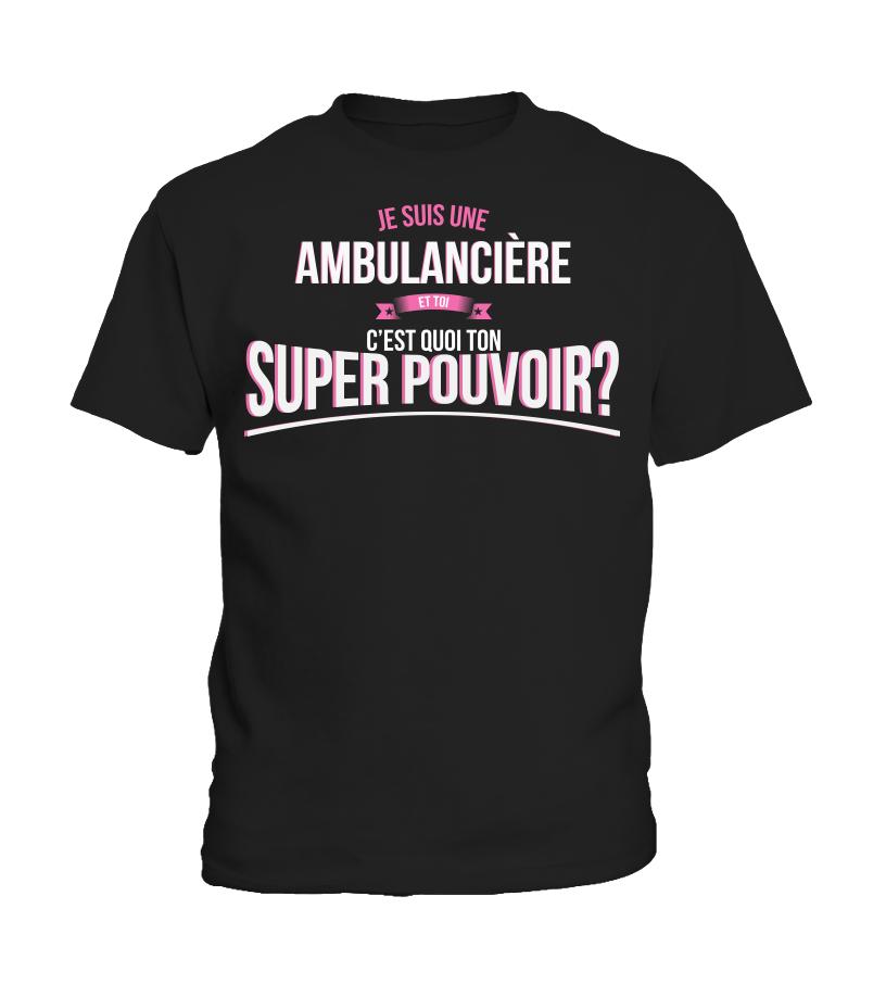 Ramoneur dr/ôle cadeau quel es ton super pouvoir T-Shirt