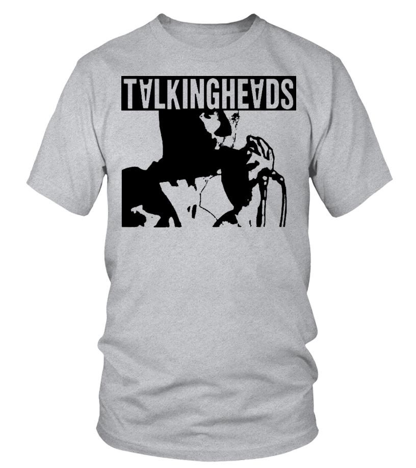 T-Shirt Black Heads Unisex-L