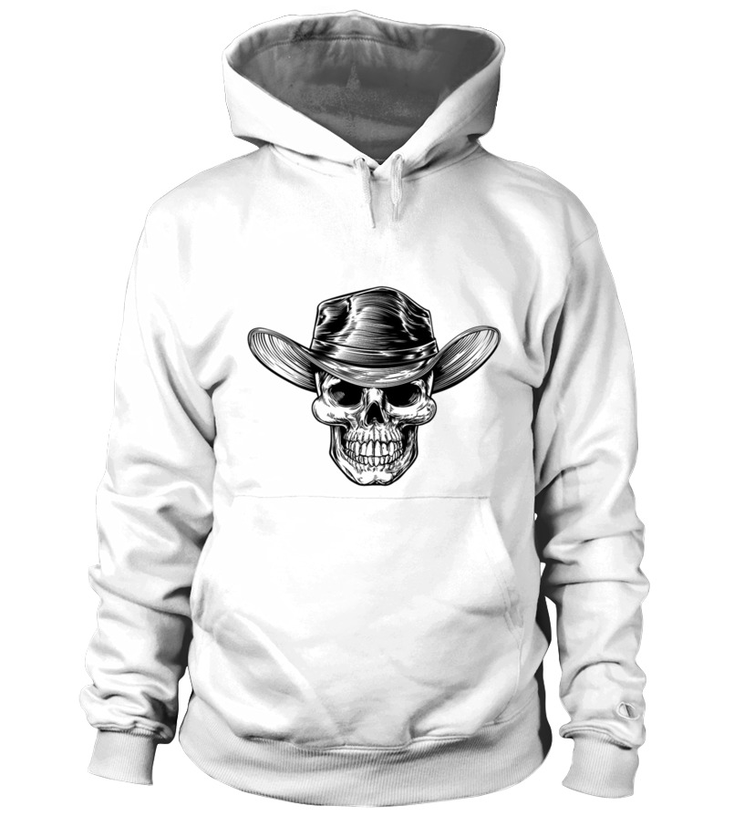 aab78c9b Red Dead Redemption 2 Skull Cowboy - Hoodie | Teezily