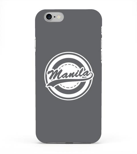 Manila Logo iPhone 6 Hülle | Teezily