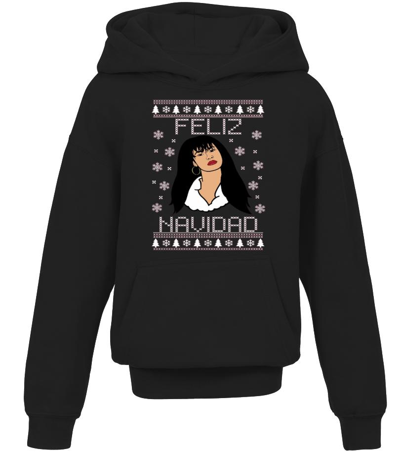Selena Quintanilla Christmas Sweater Sweatshirt | Teezily