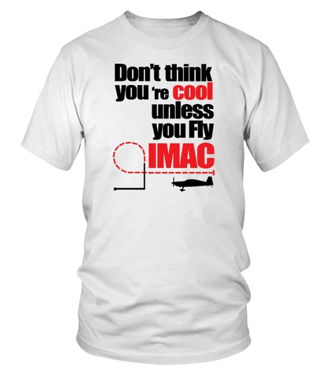 Camiseta IMAC PILOT DESIGN Limited Edition | Teezily