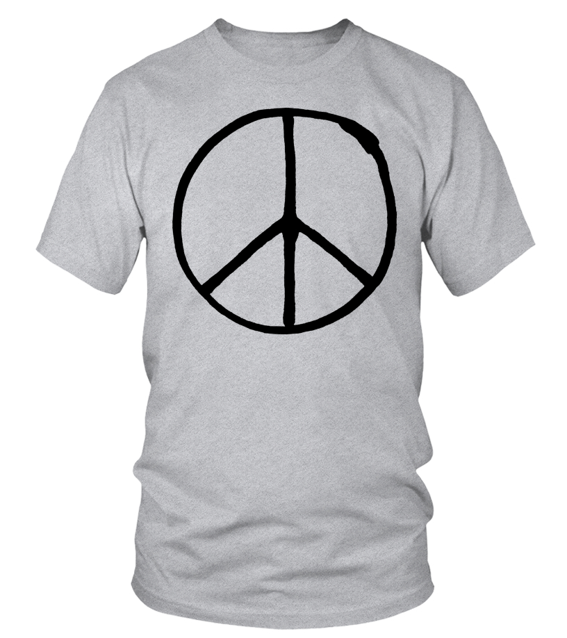 Peace Zeichen Lifestyle Trend Cool T Shirt Teezily