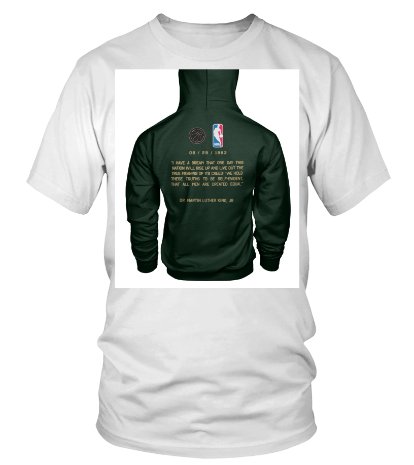 14e7e7d7c3b NBA nike MLK I have a dream shirt - T-shirt