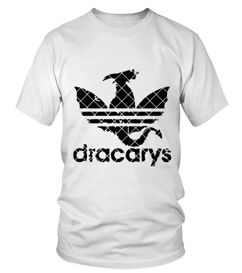 Pólvora sin cable Medio  Game Of Thrones Dracarys Adidas - T-shirt | Teezily