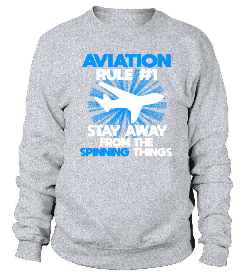Camiseta Aviation Rule Funny Pilot Airplane Quote Teezily