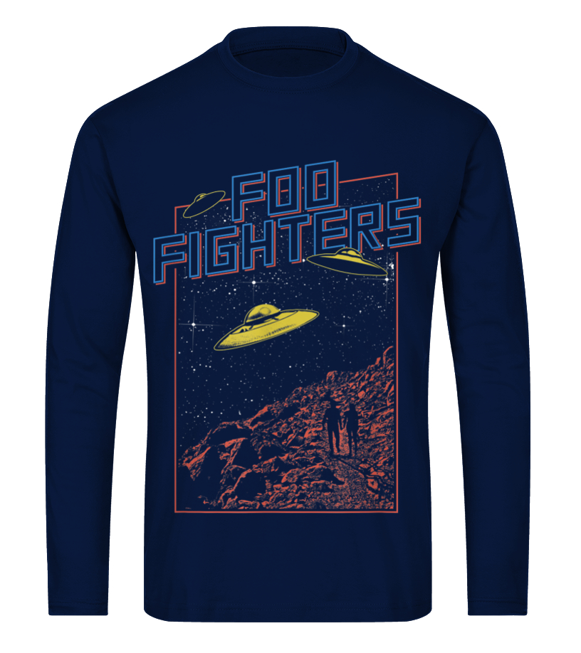 fad75ac89af2 Foo Fighters UFO T-Shirt - T-shirt | Teezily
