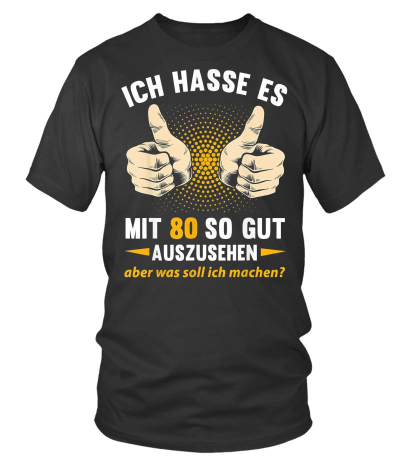 80 Geburtstag Mann 1939 T Shirt 80 Jahre Geschenk