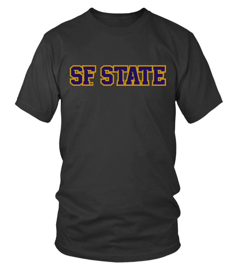 NCAA San Francisco State University PPSFS05 Youth T-Shirt