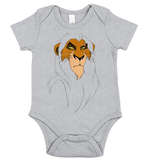 YAYAZAN Baby Infant Toddler Onesies Bodysuits King Lion Girls Cool Sleeveless Design for Halloween