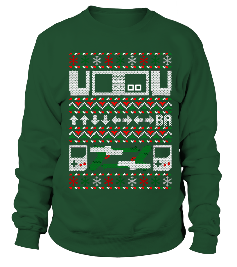 Christmas Ugly Sweater.Gamer Ugly Christmas Ugly Sweater Xmas